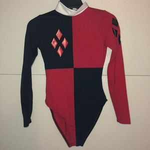 BlackMilk Harley Quinn Bodysuit